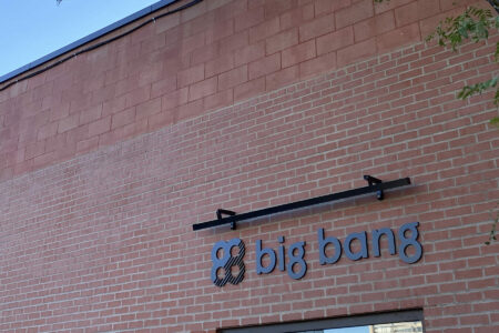 Big Bang Door