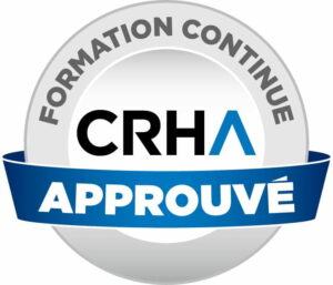 Formation continue CRHA approuvé